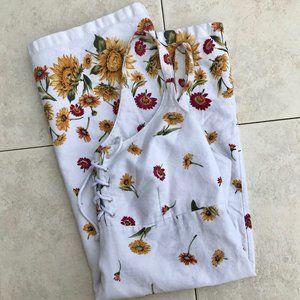 Floral Mini-Dress